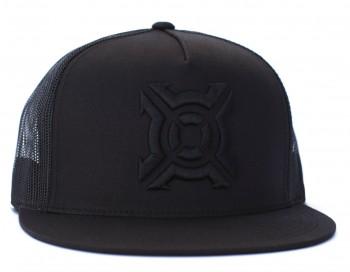 Trucker Black Hat