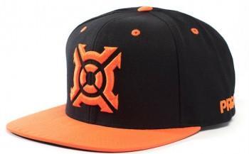 PRGNX Orange Snapback