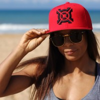 PRGNX Red Snapback