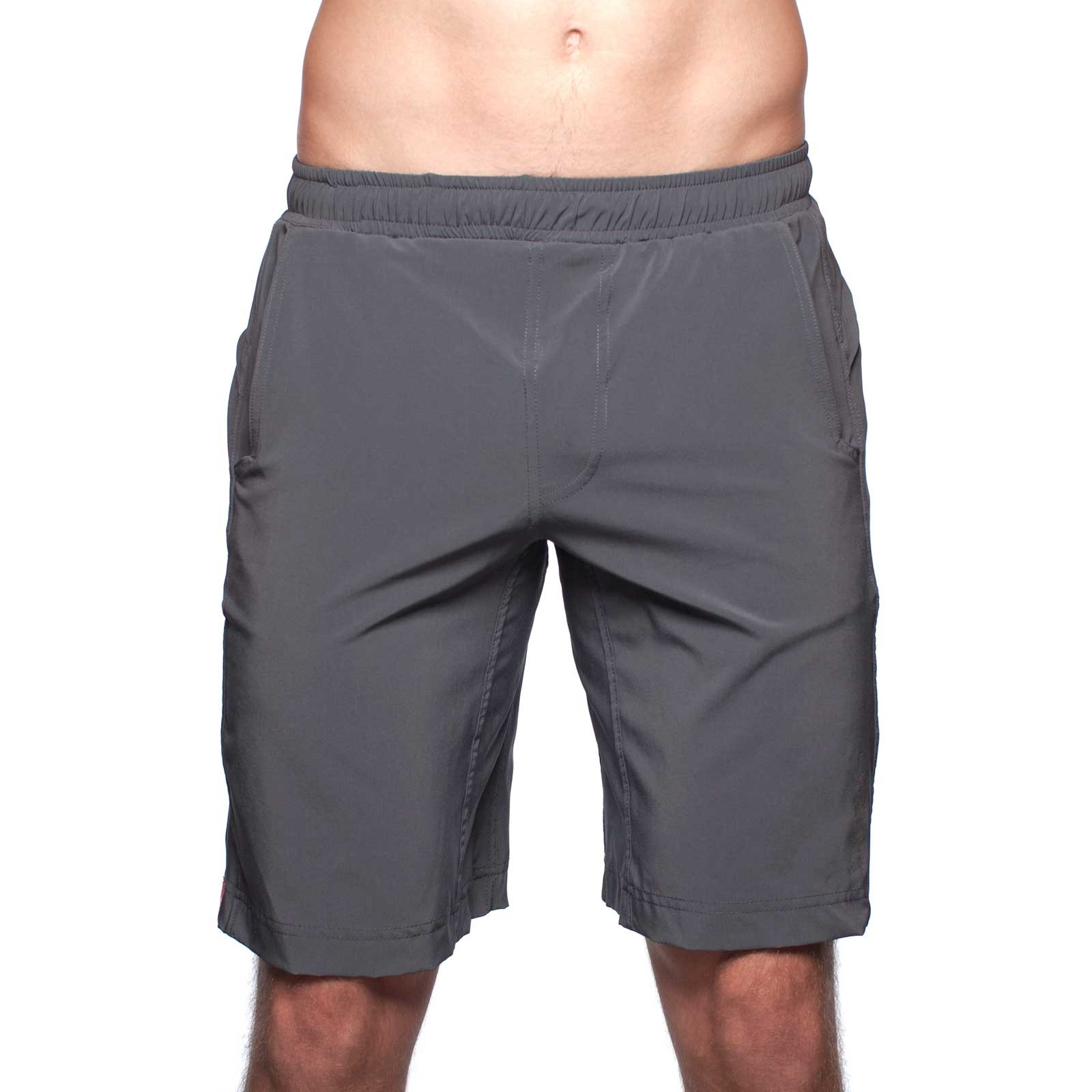 Buy Muscleville Shorts Men Charcoal from Progenex | Exclusive online