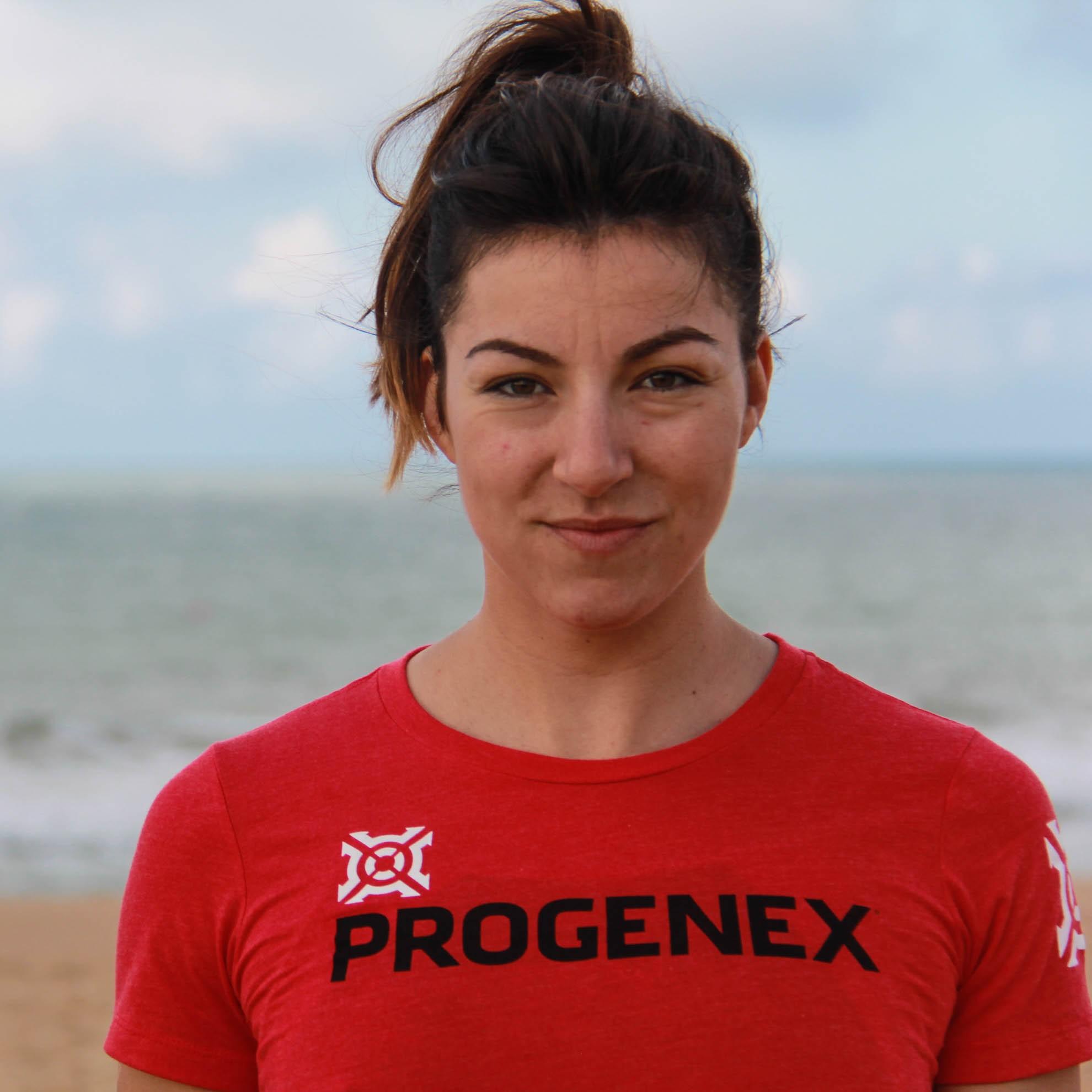 Progenex Woman's WOD T-Shirt front