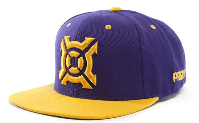 PRGNX Purple Snapback