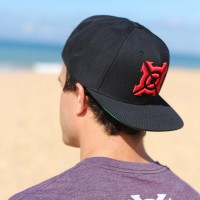 PRGNX Black Snapback I