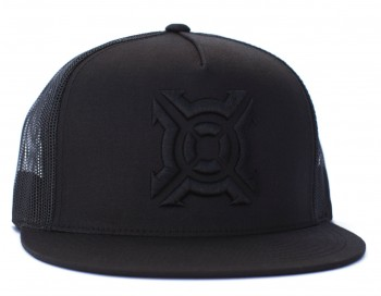 Trucker Black Hat