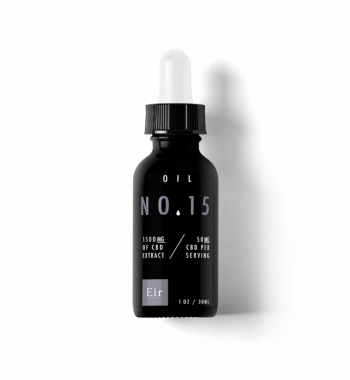 CBD 1500 mg - medium potency