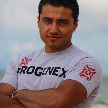 Progenex Men's WOD T-Shirt front