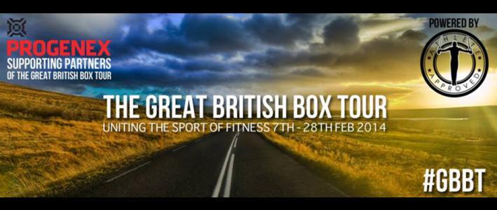 Great British Box Tour