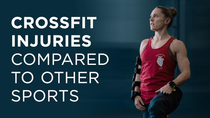 What do studies say about injuries in CrossFit?