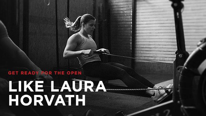 4baa5df8785a2 Get ready for the 2019 CrossFit Open like Laura Horvath